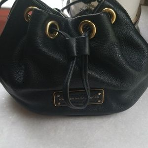 Marc by Marc Jacob's genuine leather crossbody bag